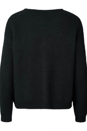 LOLLYS LAUNDRY Soft Knitted Cardigan - Back cropped