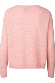 LOLLYS LAUNDRY Soft Pink Cardigan - Back cropped