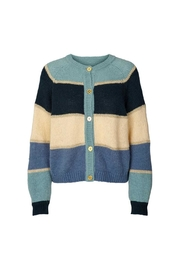 LOLLYS LAUNDRY Soft Retro-Look Cardigan - Front cropped