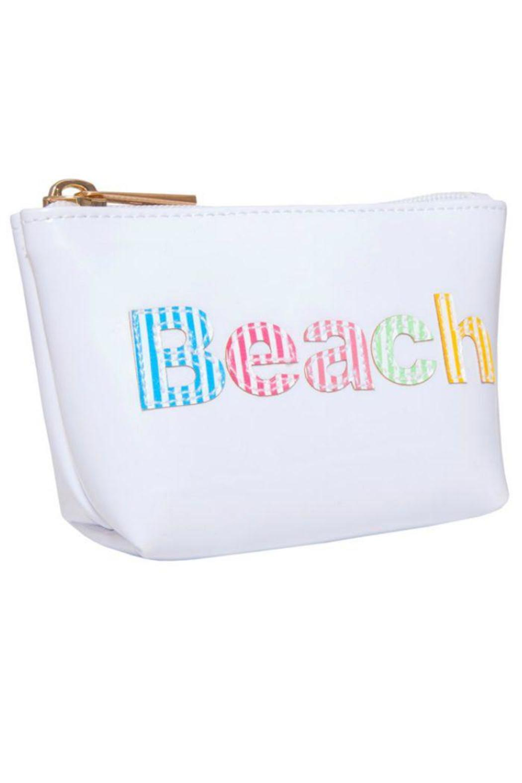 LOLO Beach Cosmetic Bag - Front Cropped Image