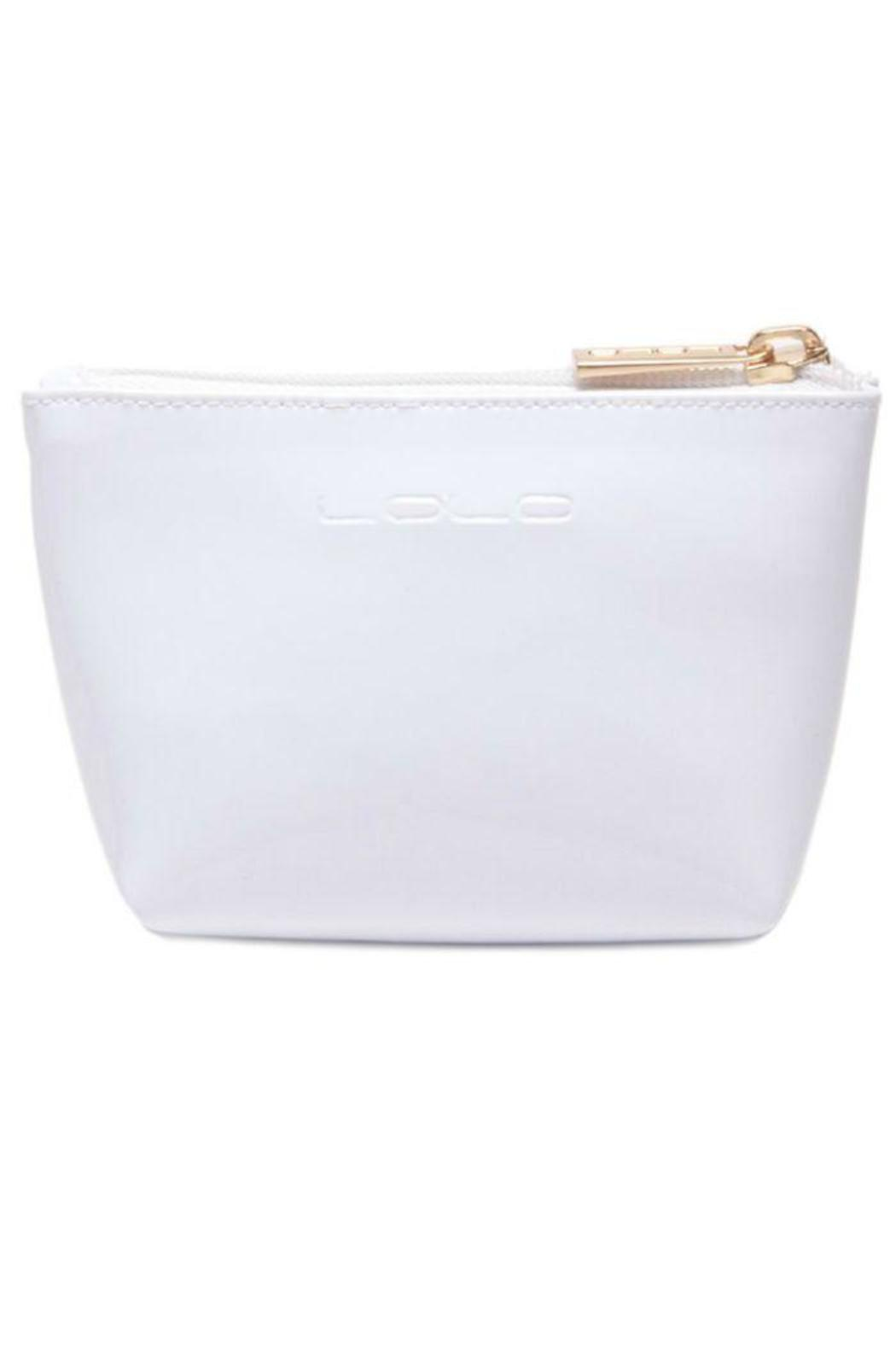 LOLO Beach Cosmetic Bag - Front Full Image