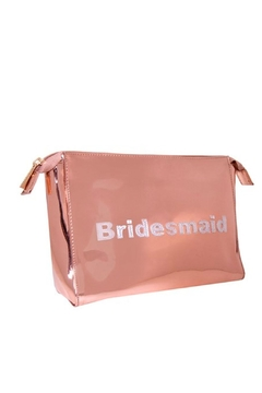 Shoptiques Product: Bridesmaid Cosmetic Pouch