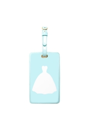 LOLO Dress Luggage Tag - Front cropped