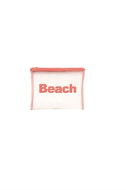 LOLO Mesh Beach Bag - Front cropped