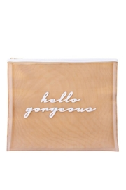 Lolo Bags Lydia Hello Gorgeous Pouch - Product Mini Image