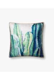 Loloi Cactus Pillow - Front cropped