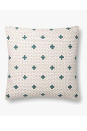 Loloi Ivory/green Pillow - Product Mini Image