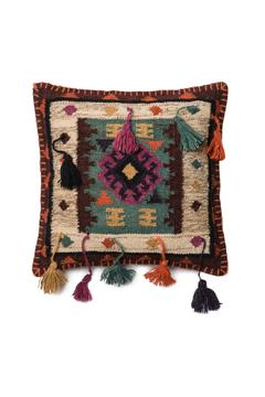 Shoptiques Product: Multi Tassel Pillow