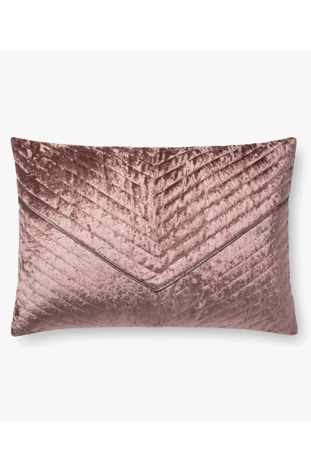 Loloi Rose Pillow - Front Cropped Image