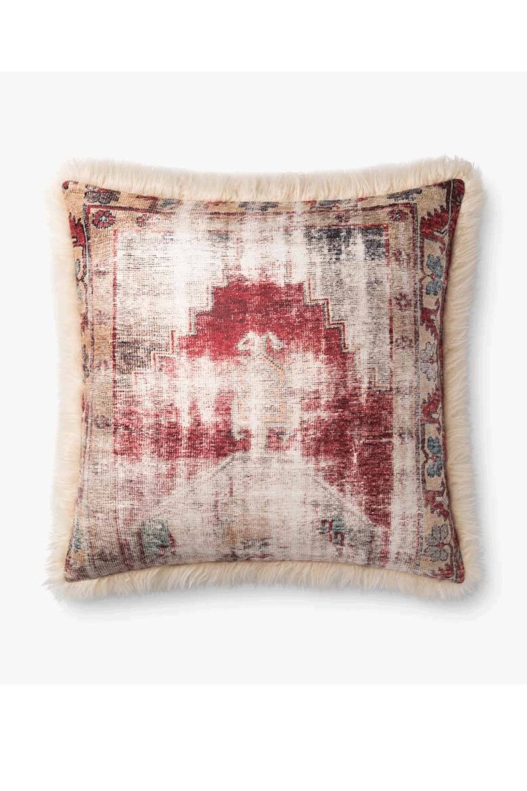 Loloi Vintage Tapestry Pillow - Main Image