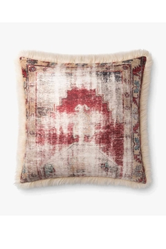 Shoptiques Product: Vintage Tapestry Pillow