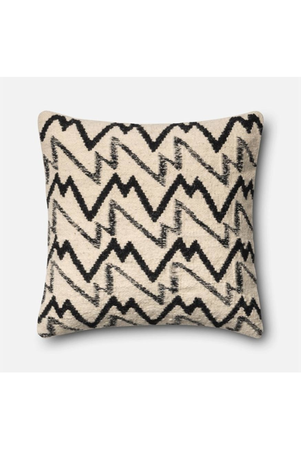 Loloi Zig Zag Pillow - Front Cropped Image