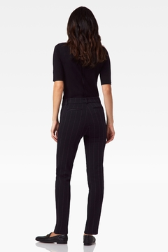 Ecru Lombard Slim Leg Trouser - Alternate List Image
