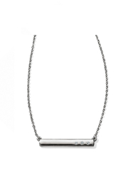 Brighton London Groove Mini Bar Reversible Necklace - Front cropped