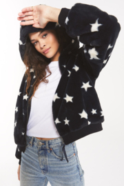 z supply London Star Jacket - Front cropped