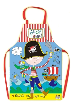 Rachel Ellen Designs Pirate Children's Apron - Product List Image