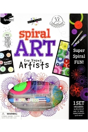London Tree House Spiral Art Kit - Product Mini Image