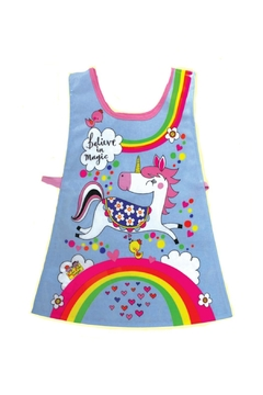 Rachel Ellen Designs Unicorn Children's Tabard - Alternate List Image