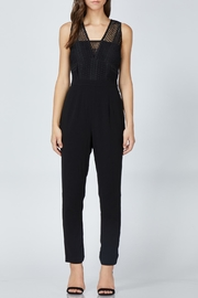 Adelyn Rae Londyn Lace Jumpsuit - Side cropped