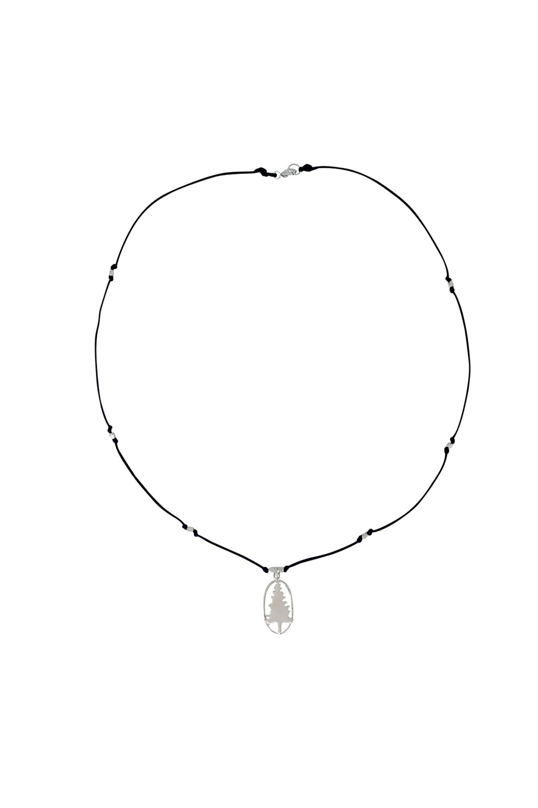 Bronwen Lone Pine Necklace - Front Cropped Image