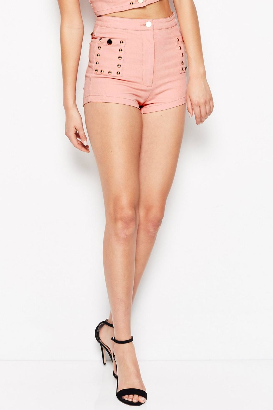 Alice McCall  Lonely Hearts Shorts - Main Image