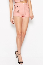 Alice McCall  Lonely Hearts Shorts - Front cropped