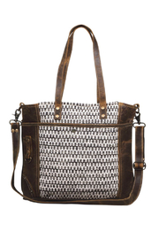 Myra Bags Loner Tote Bag - Front cropped