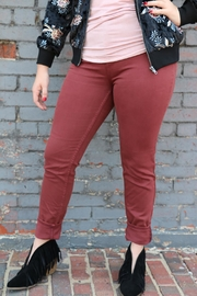 Free People Long-And-Lean Jeggings - Product Mini Image
