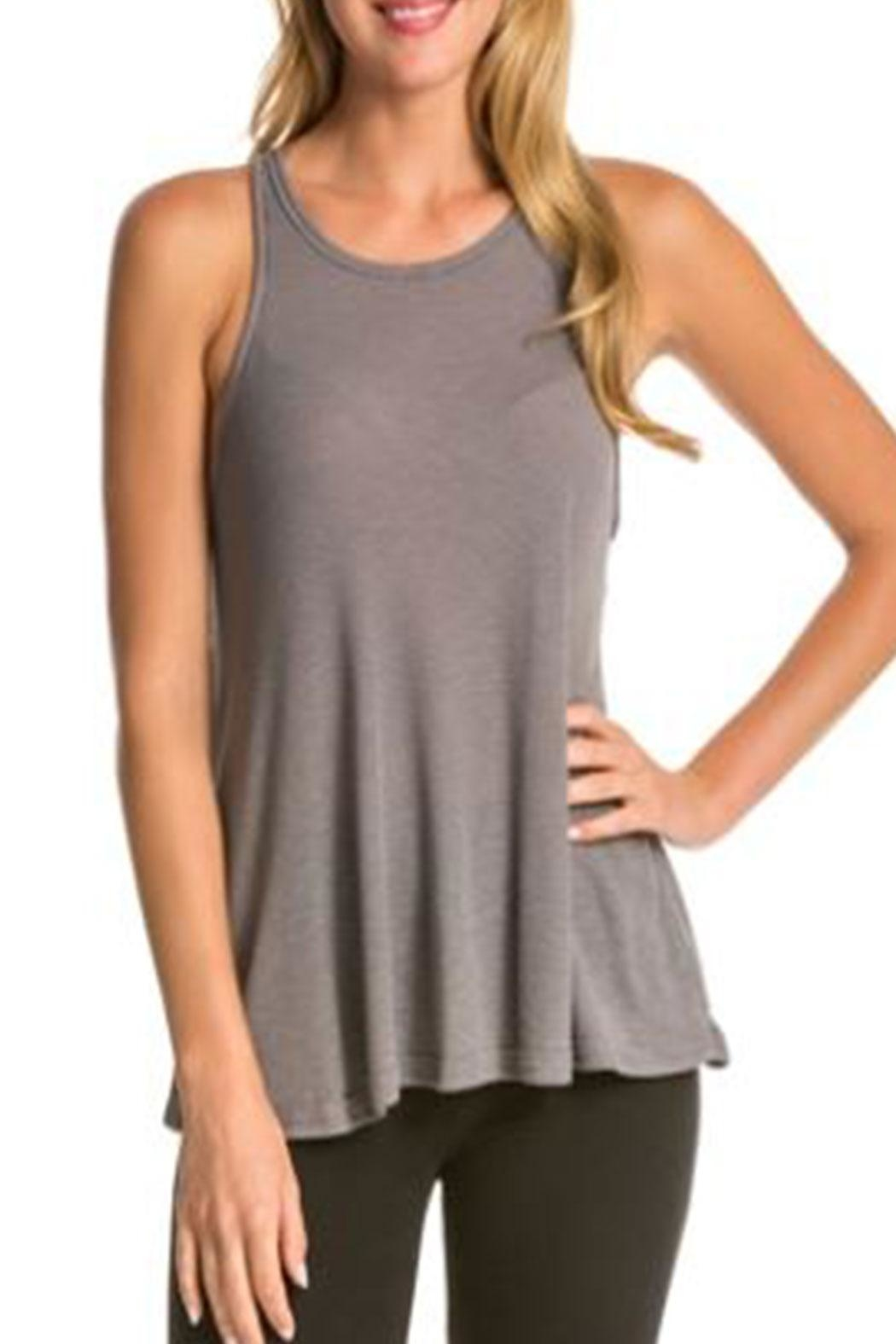 Free People Long Beach Tank - Front Cropped Image