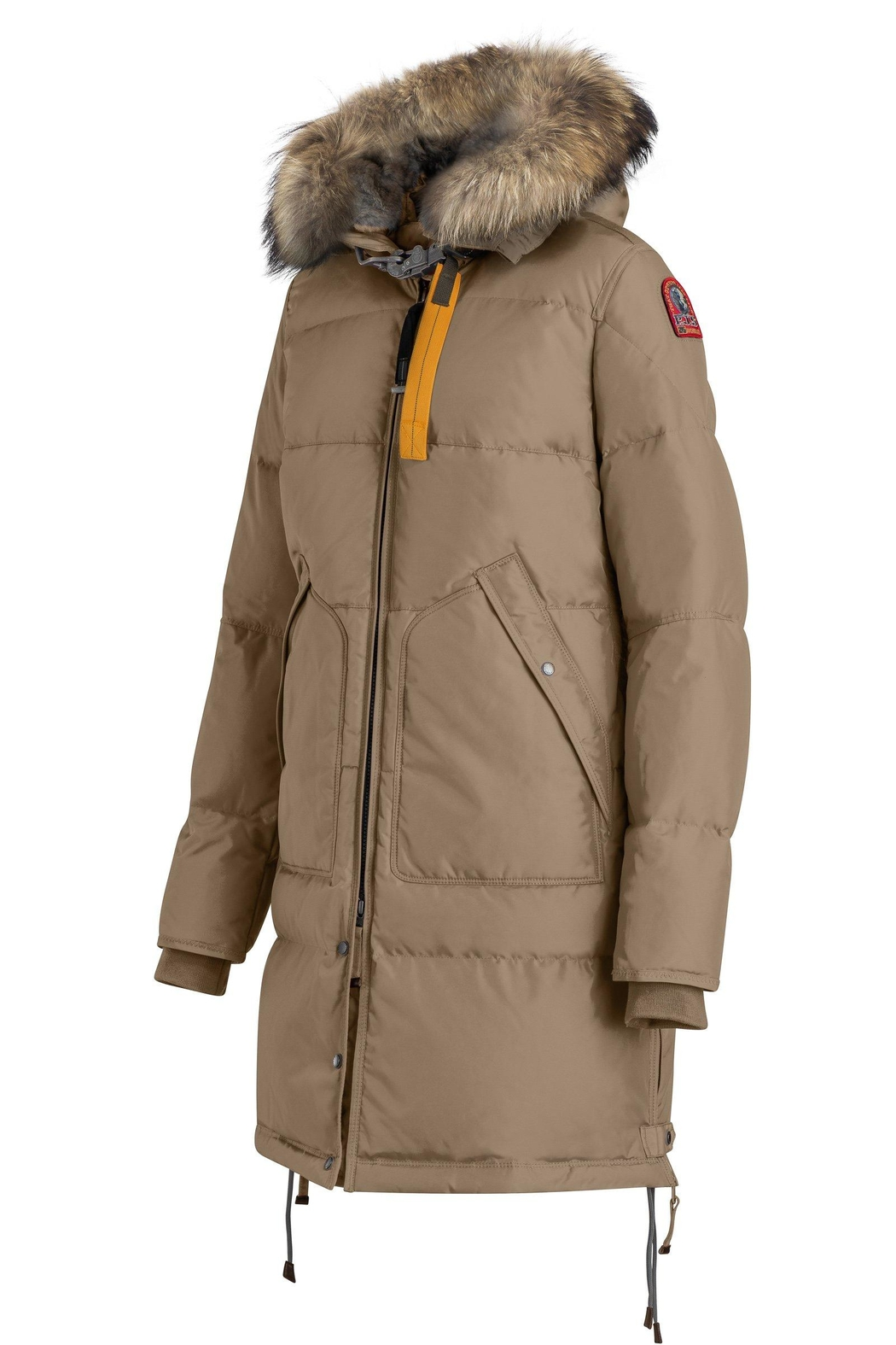 Parajumpers Long Bear Parka - Front Full Image