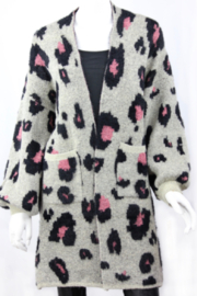 Vintage long cardigan - Product Mini Image