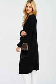 TIMELESS Long Cardigan - Side cropped