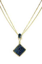 Ananda Chicago  Long Crystals Necklace - Product Mini Image