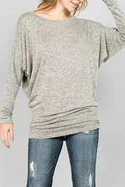 Starrs On Mercer Long Dolman Top - Product Mini Image