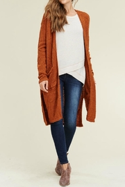 Staccato Long Duster Cardigan - Other