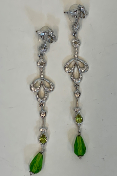 Dominique LONG EARRING - Product List Image