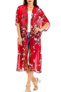 Shoptiques Product: Long Fashion Kimono