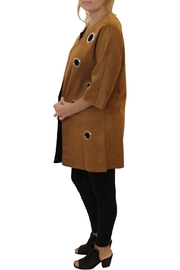 Adore Long Grommet Jacket - Product Mini Image