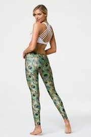 Onzie Long Legging Peacock Green - Other