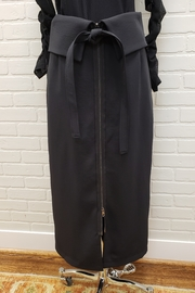NY 77 Design Long Pencil Skirt - Front cropped