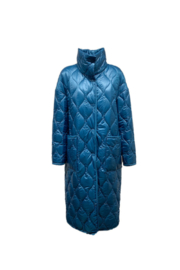 LOST IN ME Long Puffer Coat (More Colors) - Product Mini Image