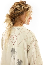 Magnolia Pearl Long QuiltedCoat - Other