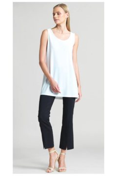 Clara Sunwoo Long Scoop Tank - Product List Image