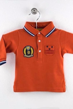 Shoptiques Product: Long Sleave Polo