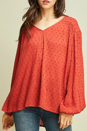 Entro  Long sleeeve blouse - Product Mini Image