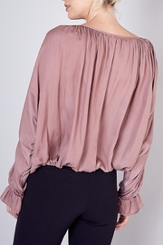 Do & Be Long Sleeve Blouse - Side cropped