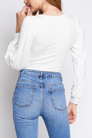 Gifted Long Sleeve Bodysuit - Side cropped