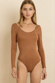 dress forum Long Sleeve Bodysuit - Front cropped