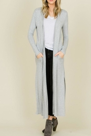 annabelle Long Sleeve Cardigan - Product Mini Image