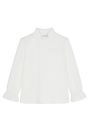 Mayoral Long Sleeve Catherine Top - Front cropped